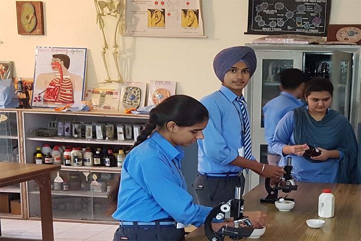 National Public School-Bio Lab