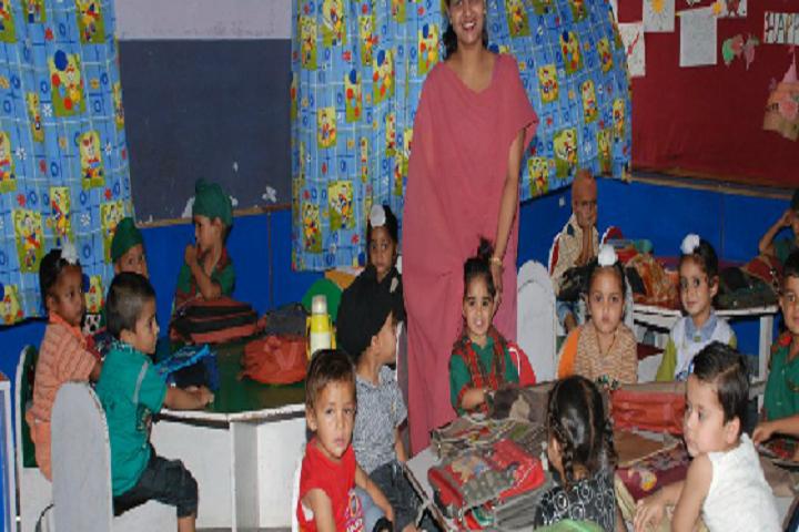 National Public School-Kindergarten