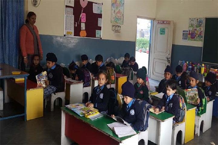 National Public School-Nursery Class