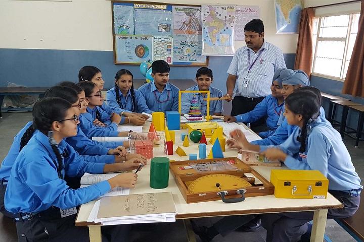 National Public School-Physics Lab