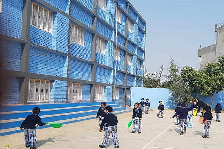 National Public School-Play Area
