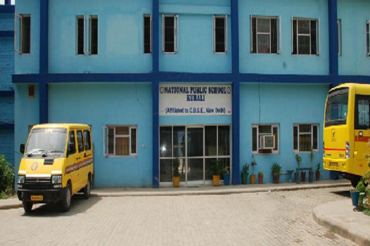 National Public School-Transport