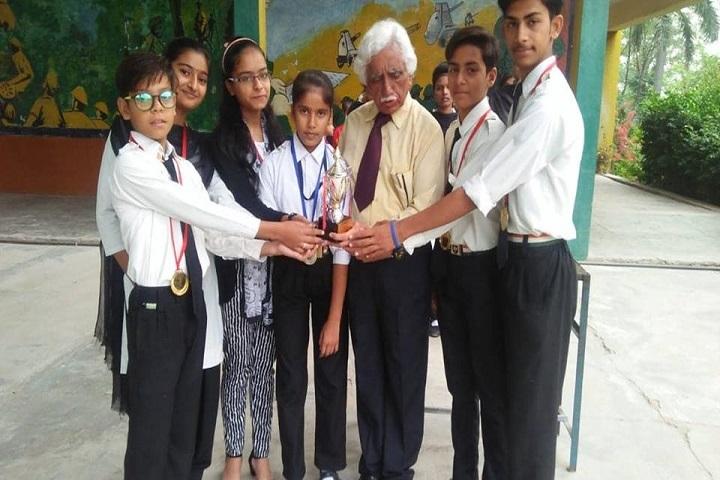 Netaji Model School-Achievement