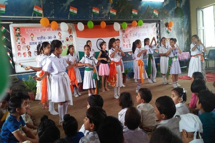 Netaji Model School-Republic Day