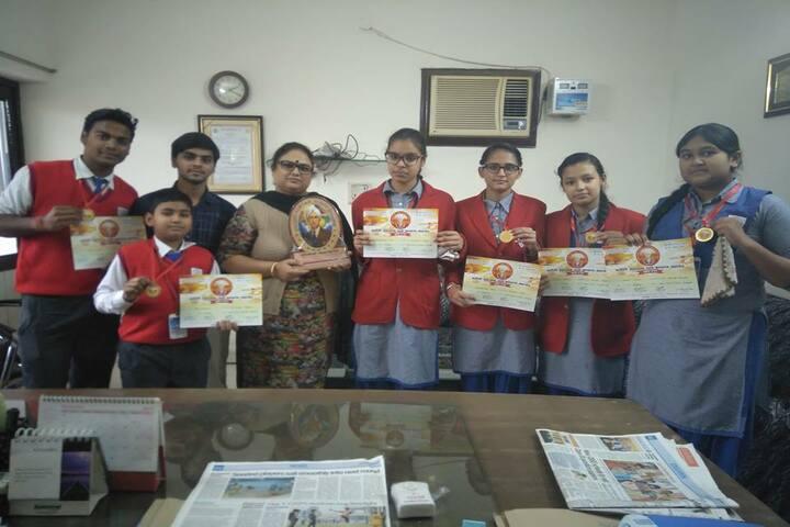 New Gmt Senior Secondary Public School-Winners
