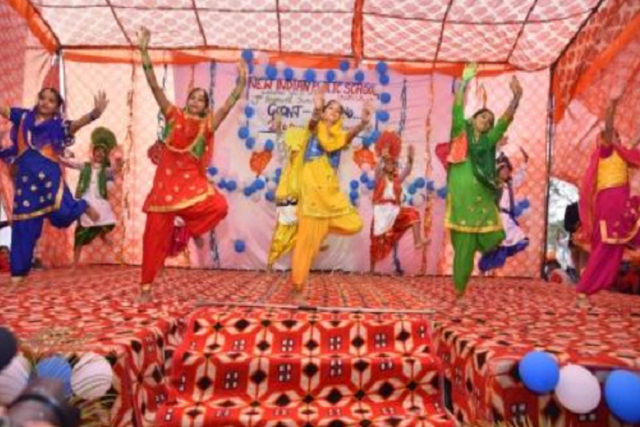 New Indian Public School-Dance Performance