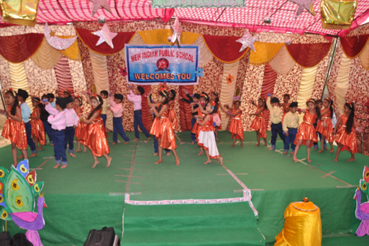 New Indian Public School-Event