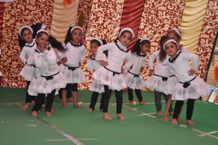 New Indian Public School-Kids Dance