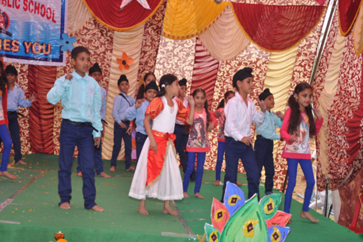 New Indian Public School-Primary Kids