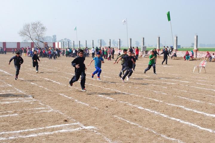 Nirmal Sagar Public School-Running Competition