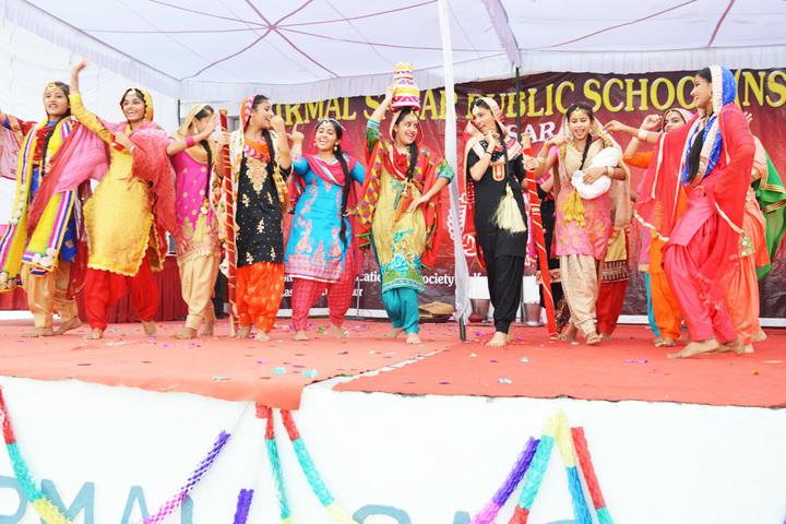 Nirmal Sagar Public School-Dance