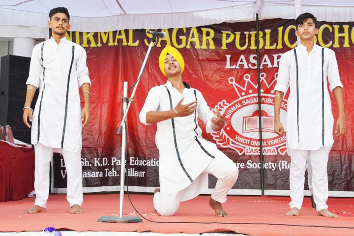 Nirmal Sagar Public School-Drama