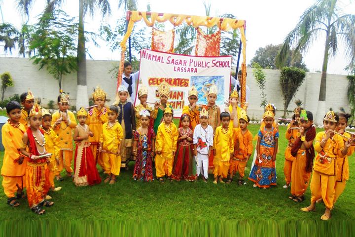 Nirmal Sagar Public School-Janmastami