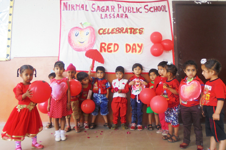 Nirmal Sagar Public School-KIda Activity