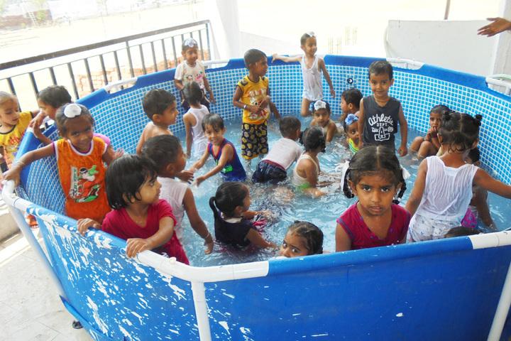 Nirmal Sagar Public School-Splash Pool