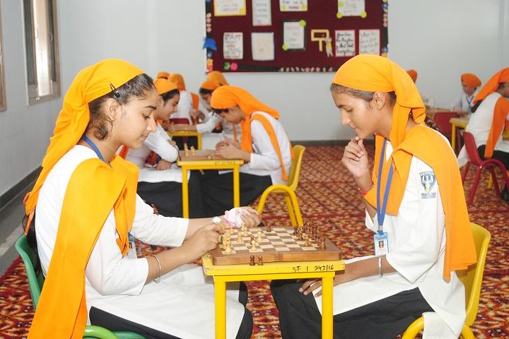 Nishan-E-Sikhi International School-Indoor Games