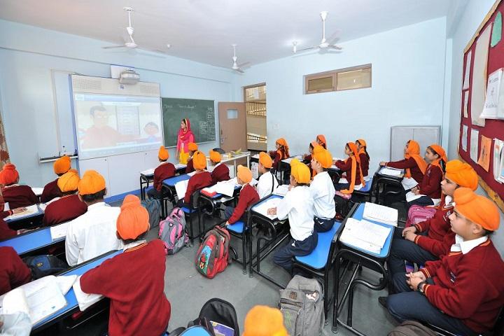 Nishan-E-Sikhi International School-Smart Class