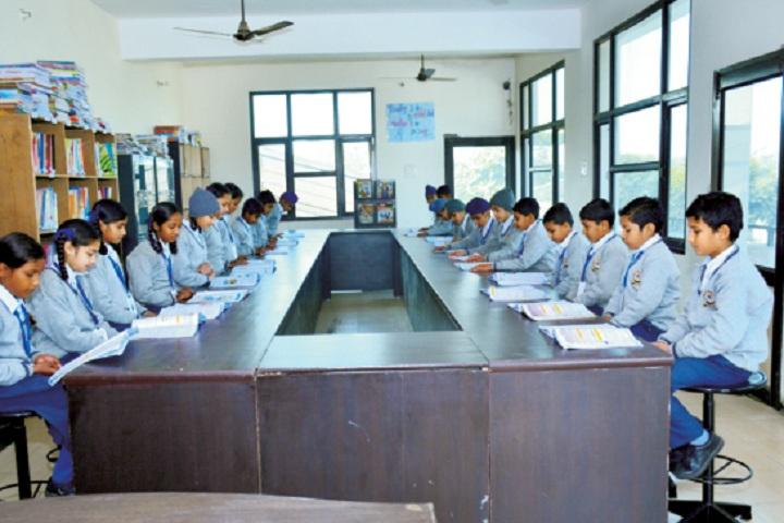 Nri Public Senior Secondary School-Library