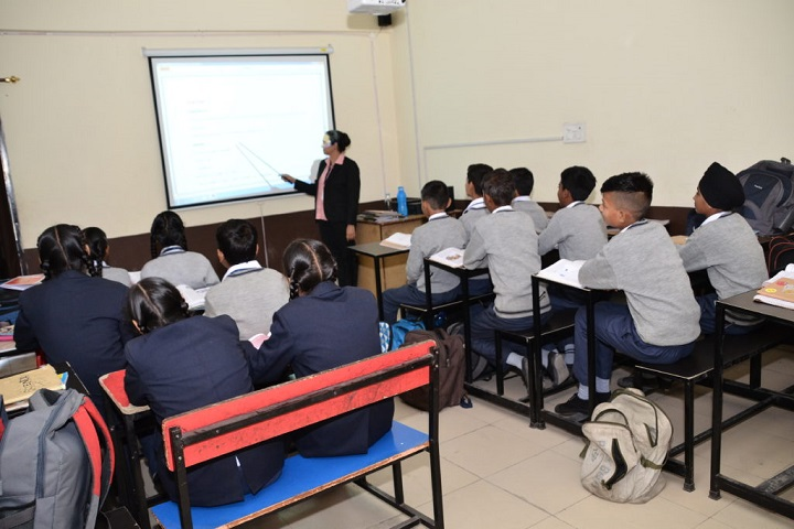 Nri Public Senior Secondary School-Digitial Classroom