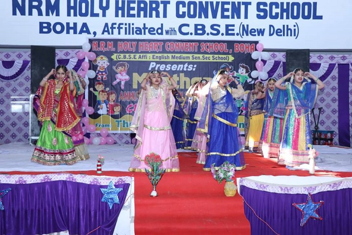 NRM Holly Heart Convent School-Dance Performance