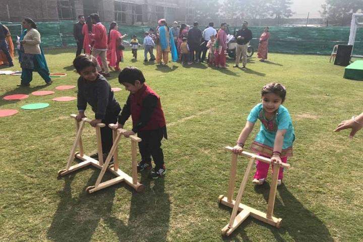 Oakridge International School-Farm Fest
