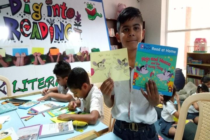 Oakridge International School-Literacy Week