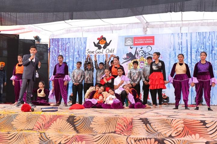 Om Parkash Bansal Modern School-Annual Day