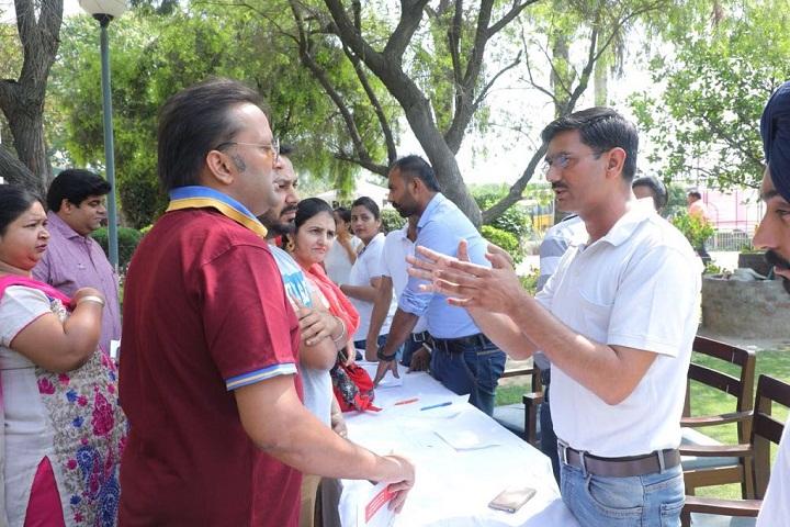 Om Parkash Bansal Modern School-Orientation Progaram