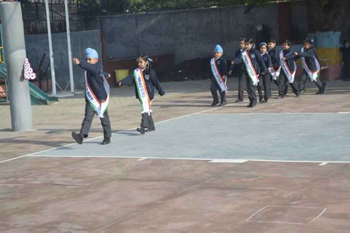 Our Lady Of Fatima Convent Secondary School-Sports Day Celebrations