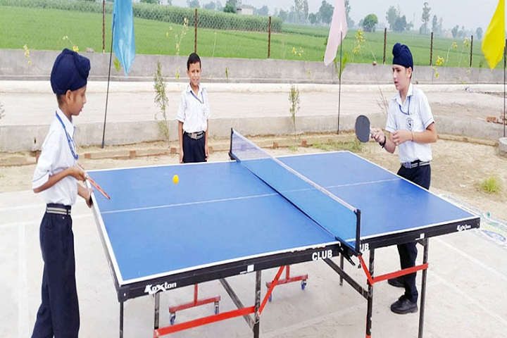 Paradise Academy-Table Tennis