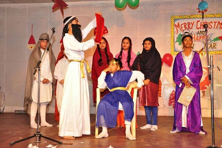 Paragon Senior Secondary School-Christmas Day Celebrations