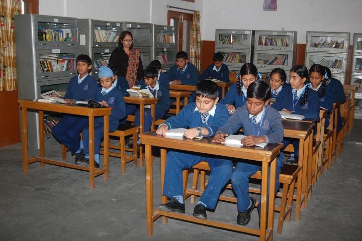Paragon Senior Secondary School-Library