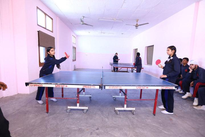 Paragon Senior Secondary School- Indoor games
