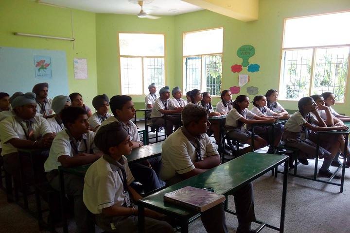 Paragon Senior Secondary School-Classroom