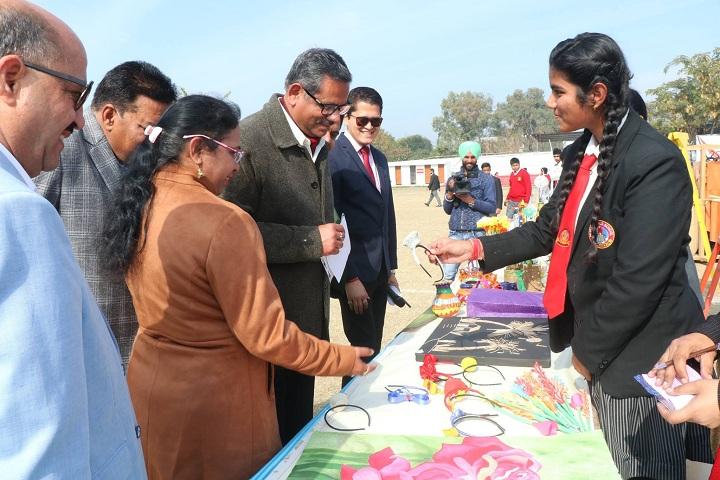 Partap World School-Annual School Exhibition