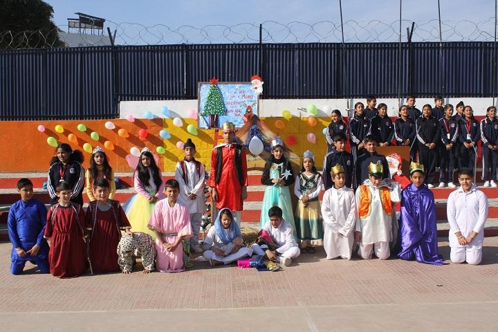 Partap World School-Christmas Celebrations