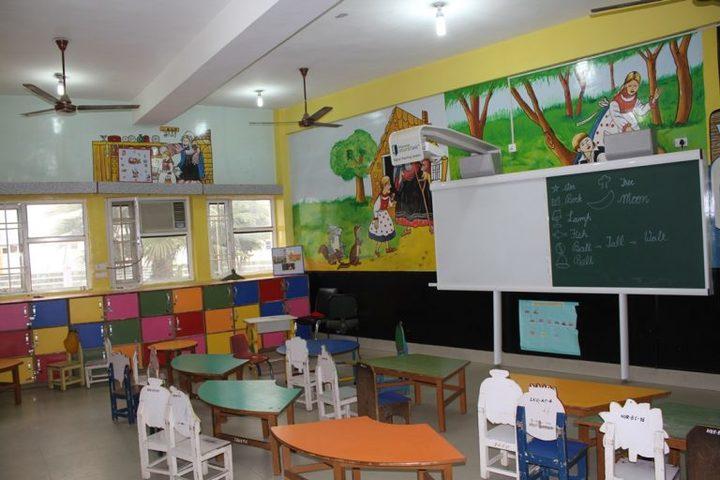 Partap World School- Art Class