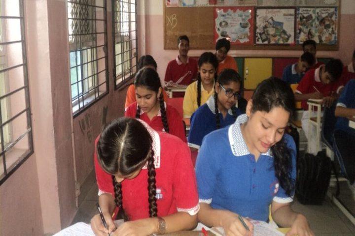 Partap World School- Creative Writing Class
