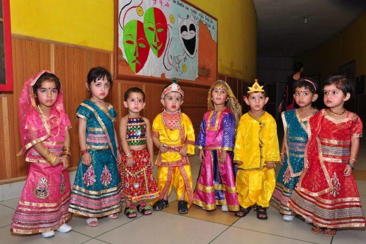 Partap World School- Kindergarten