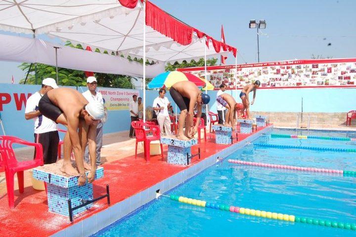 Partap World School- Swimming Pool