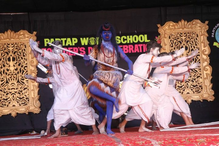 Partap World School- Theatre