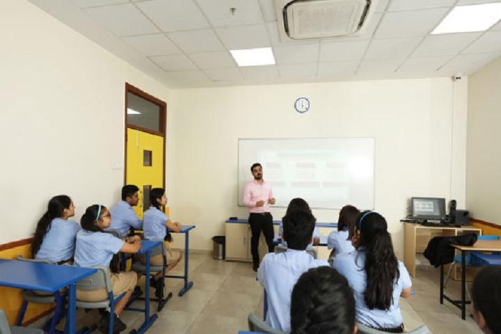 Podar International School- Air Conditioned Classes