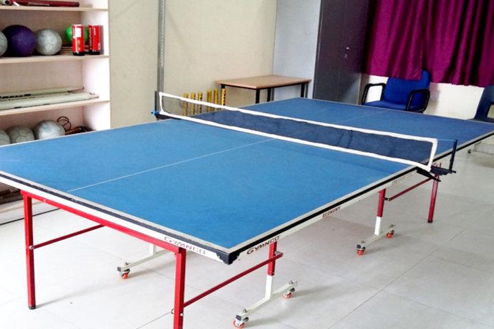 Podar International School- Table Tennis