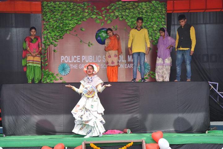 Police Public School-Annual Day
