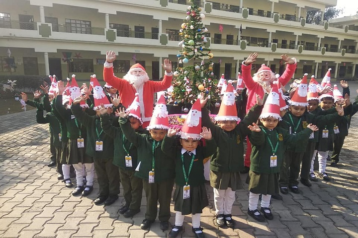 Prita Lee Lesson School-Christmas Day Celebrations