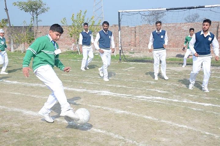 Punjab Convent School-Football Game