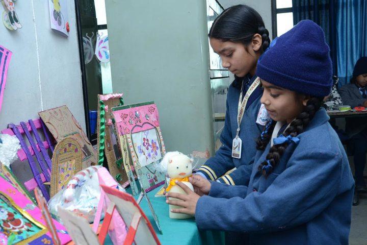 Punjab Convent  School - Art