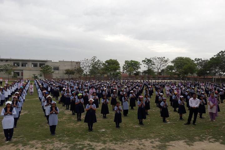 Punjab Convent  School -Assembly