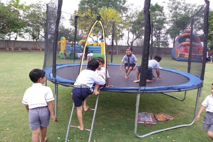 Punjab Convent  School -Kids Area