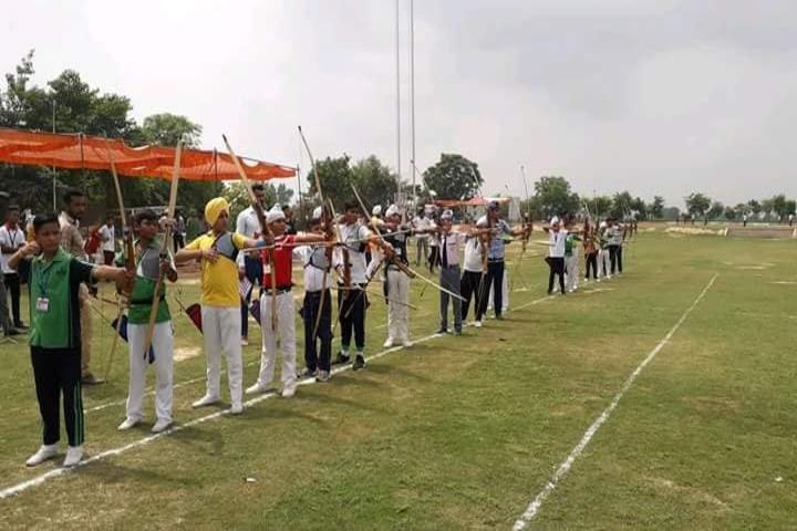 Punjab Convent  School -Sports